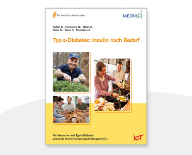 Typ-2-Diabetes: Insulin nach Bedarf