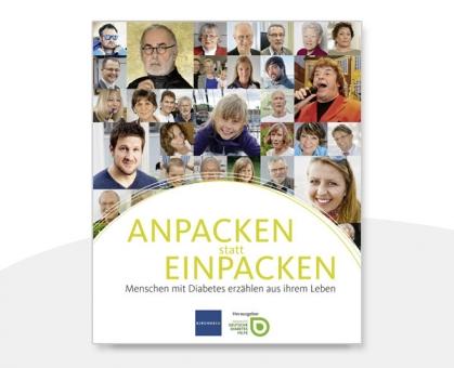 ANPACKEN statt EINPACKEN - E-Book (EPUB)