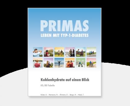 PRIMAS Ernährungstabelle