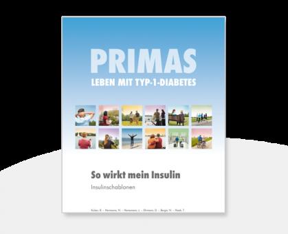 PRIMAS Insulinschablonenset