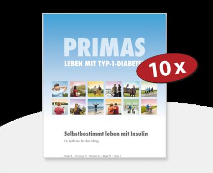 PRIMAS Patientenset/ Verbrauchsmaterialien für 10 Patienten