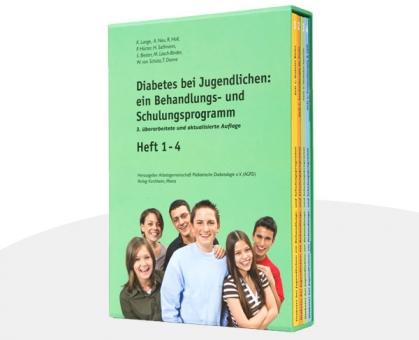 Diabetes bei Jugendlichen: ein Behandlungs- und Schulungsprogramm