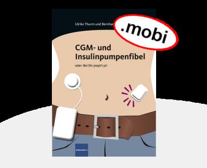 CGM- und Insulinpumpenfibel E-Book (MOBI)
