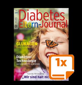 1 Probeheft Diabetes-Eltern-Journal