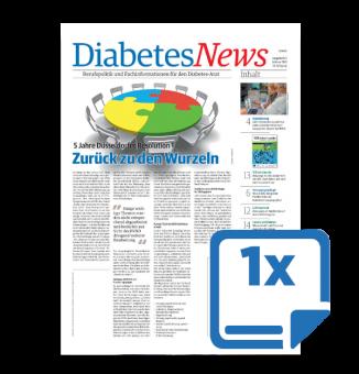 Probeausgabe Diabetes News