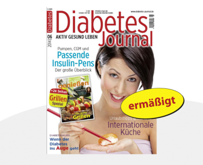 Diabetes-Journal mit DDG-Rabatt