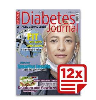 Jahresabo Diabetes-Journal