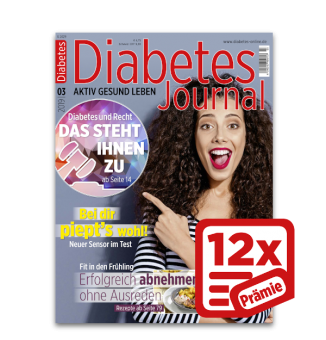 Leser werben Diabetes-Journal-Leser