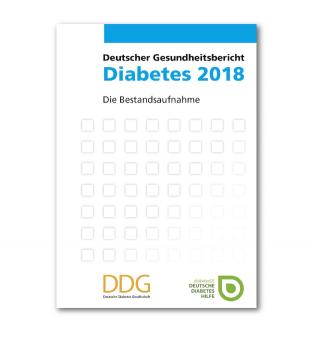 Deutscher Gesundheitsbericht Diabetes 2018