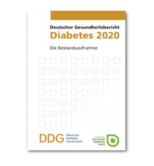 Deutscher Gesundheitsbericht Diabetes 2020
