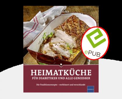 Heimatküche für Diabetiker E-Book (EPUB)