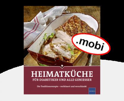 Heimatküche für Diabetiker E-Book (MOBI)