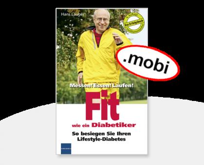 Fit wie ein Diabetiker - E-Book (MOBI)