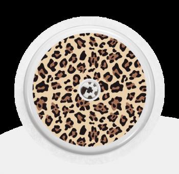 """Sticker Motiv """"Leopard"""" für Ihren FreeStyle Libre Sensor"""