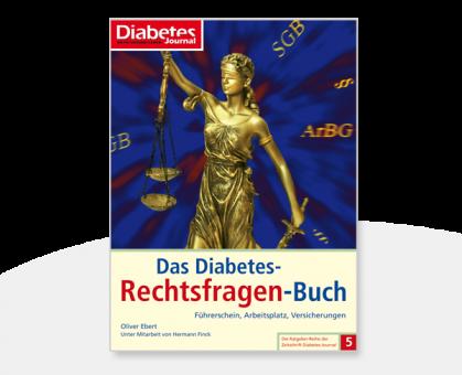 Das Diabetes-Rechtsfragen-Buch