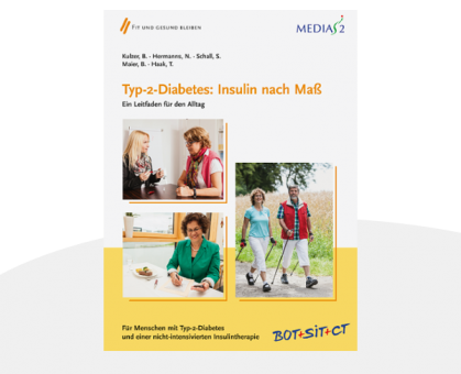 Typ-2-Diabetes: Insulin nach Maß