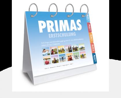 PRIMAS Erstschulungsfolder