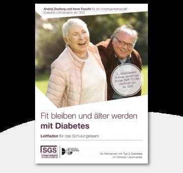 Fit bleiben und älter werden mit Diabetes / Leitfaden