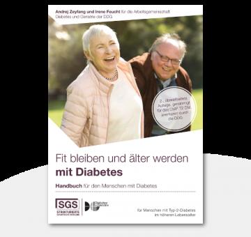 Fit bleiben und älter werden mit Diabetes / Patientenhandbuch