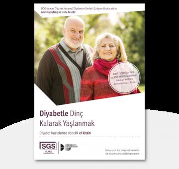 Fit bleiben und älter werden mit Diabetes / Handbuch in türkischer Sprache