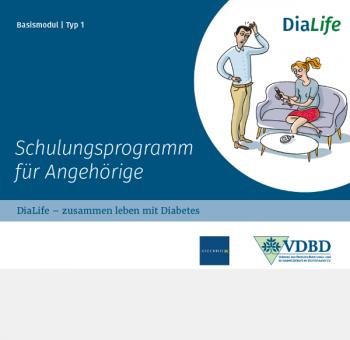DiaLife Verbrauchsmaterial Version für Typ-1-Diabetes