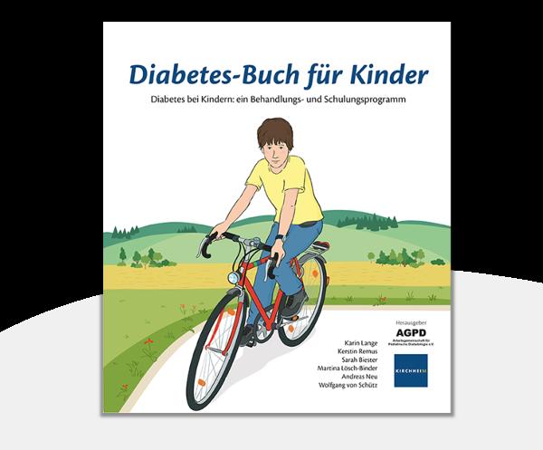 Diabetes-Buch für Kinder - Behandlungs- und Schulungsprogramm / 1 Buch